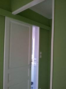porte coulissante pour la salle de bain photo 3 6 on a With porte coulissante miroir salle de bain