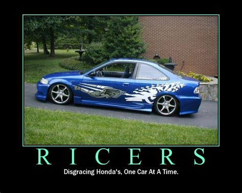 ricer car ricer civic devils racing project