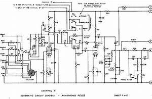 Circuit Diagrams Of Armstrong Pcu25