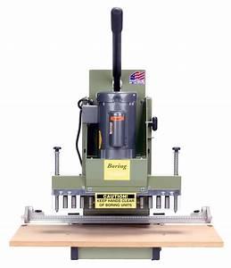 Conquest Bo111 Line Boring Machine 13 Spindle  New In Box