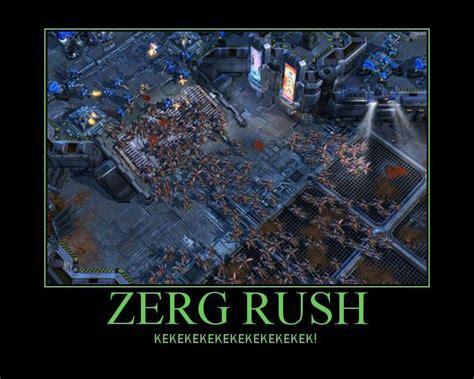 Zerg Rush Know Your Meme - image 18590 zerg rush know your meme