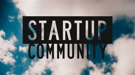 How Startup Communities Could Help Students Become ...