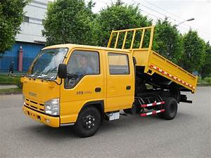 Bulker Truck Brand New Japan 4x2 2 Ton 6 Ton Mini Dump Truck With