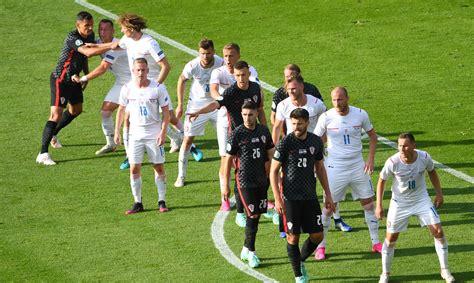 VIDEO Horvātijas un Čehijas izlases līdzīgā mačā nospēlē ...