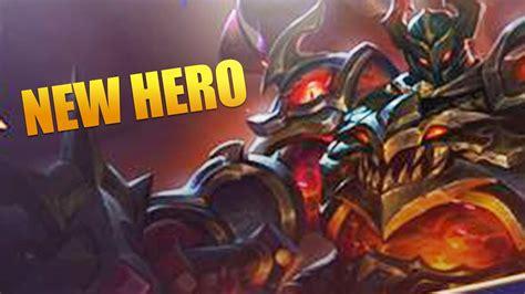 Another New Hero (tank Hero)