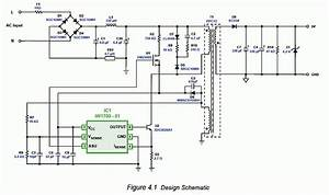 5v 1a Charger Circuit Schematic Diagram