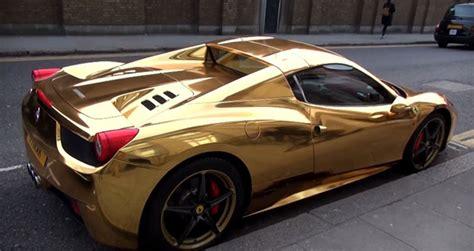 Matte Black Gold Rims