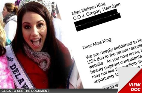melissa king miss delaware teen usa offered 250 000