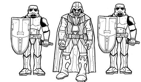 Clone Trooper Kleurplaat by Wars Trooper Coloring Pages Coloring Home