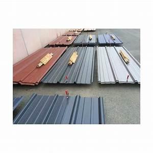 Toiture Bac Acier Prix : t le bac acier t le toiture mastock ~ Premium-room.com Idées de Décoration