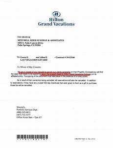 hilton grand vacations timeshare cancellation cancel With cancel timeshare contract sample letter
