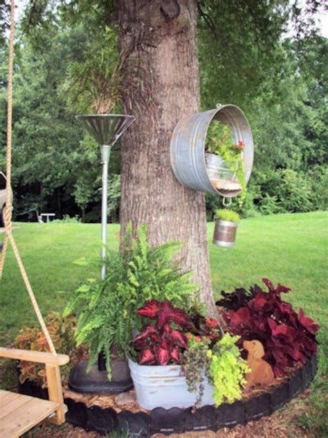 How Transform Your Backyard Into Wonderland Using Old