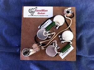 Gibson Sg 50 U0026 39 S Prebuilt Vintage Wiring Kit