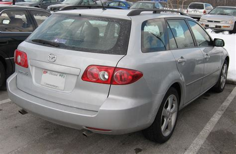 2006 Mazda 6 Wagon by 2006 Mazda 6 Sport Wagon V6 Related Infomation