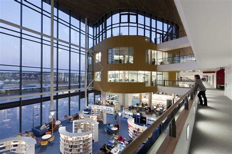 newport city centre campus bdp wales  architect