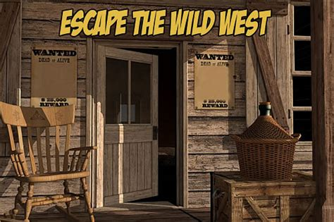 Escape Rooms Mississauga  The Wild West