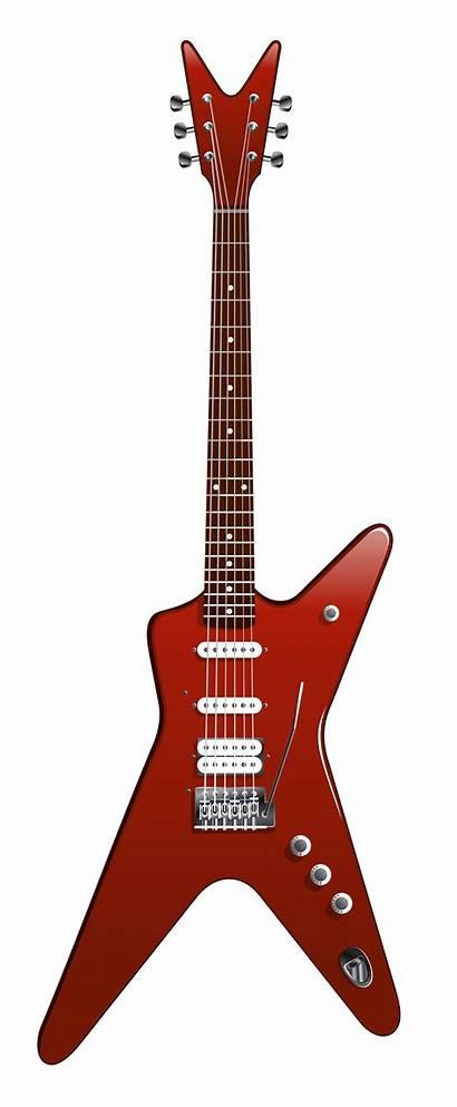 Guitar Transparent Clipart Fender Gitar Electric Stratocaster