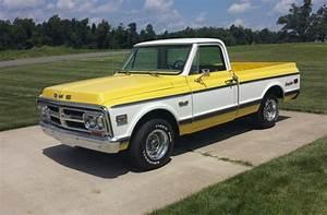 1970 Gmc 1  2 Ton Pickup