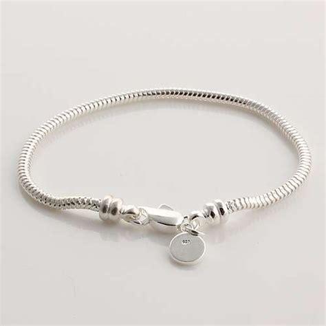 Sterling Silver Pandora Bracelets Clearance