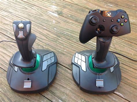 Citizen Spotlight Joystick And Xbox One Controller Mod