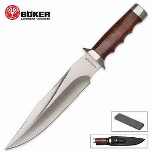 Boker Magnum Giant Bowie Knife BUDK com - Knives