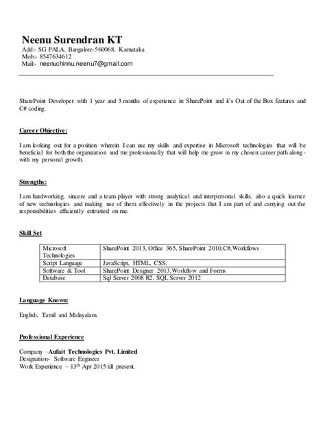 Update Resume In Singapore by Updated Resume