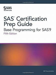 Pdf Download Free Ebook Sas Certification Prep Guide  Base