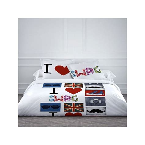 chambre ado swag swag parure housse couette 200x200 2 taies 63x63 deco