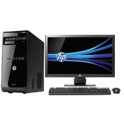 hp ordinateur de bureau ordinateur de bureau hp pro 3500 mt ecran 20 quot d5s83ea