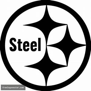 Logo Clipart Pittsburgh Steelers Pencil And In Color
