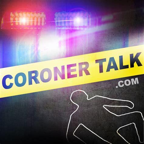 darren bio coroner talk