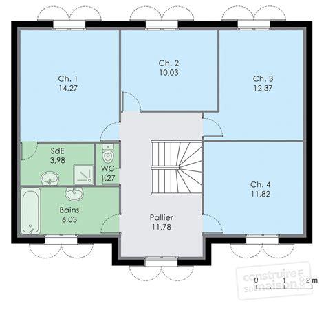 Plan Maison Familiale by Maison Familiale 8 D 233 Du Plan De Maison Familiale 8