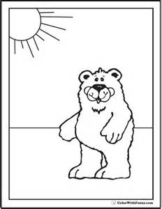 Sunshine Bear Coloring Pages