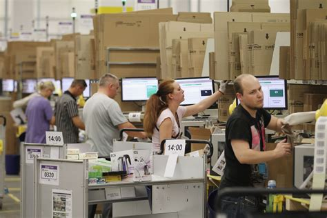 Office Depot Locations Delaware by Warehouse Workers On Prime Day Say They Weren T