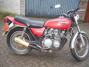 Kawasaki 650 Cc Viercilinder Z650 B1 - 1977