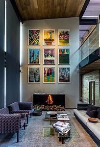 Home, Interior, Design, U2014, How, To, Decor, Tall, Vertical, Space