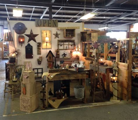 fall craft fair ideas primitive corners shops and craft booths 4408