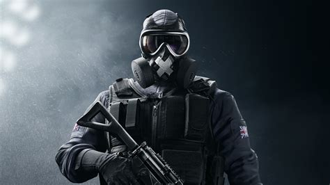 siege a wallpaper tom clancy 39 s rainbow six siege sas mute 5k
