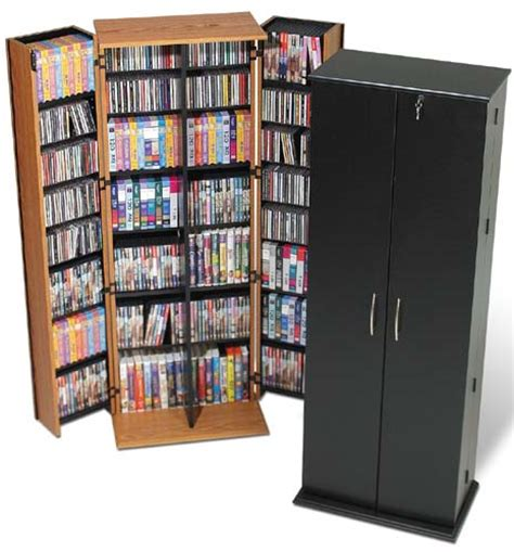 cd dvd storage cabinet 702 cd 448 dvd storage cabinet rack with lock new ebay