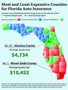 Location and Insurance Rates: Florida as a Case Study ...
