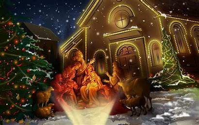 Christmas Animated Wallpapers Desktop Merry Backgrounds Background