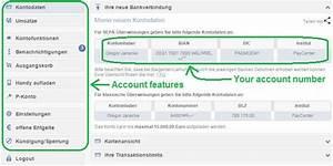 Iban Berechnen Deutsche Bank : account opening in germany immediate online with iban ~ Themetempest.com Abrechnung