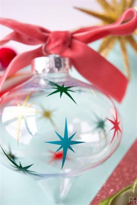 diy christmas ornaments   cricut hey lets  stuff