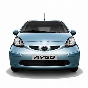 Toyota Aygo - Service Manual