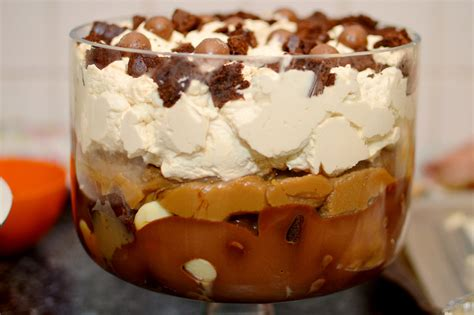 Salted Caramel Trifle Recipes