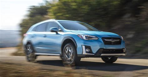 subaru crosstrek hybrid  drive review worth
