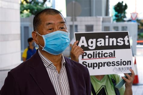 Jimmy Lai, Hong Kong media tycoon, arrested under national ...