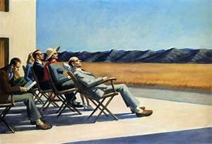 People In The Sun, 1960 - Edward Hopper - WikiArt.org