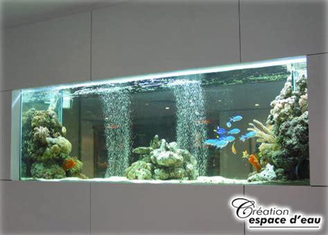 cr 233 ation et r 233 alisation d aquarium encastr 233 e grand format sur mesure canada