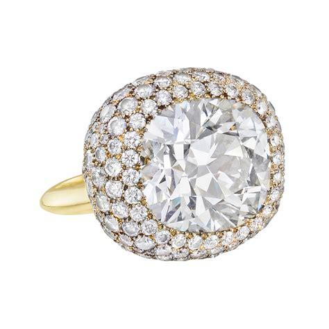 Cushion Cut Diamond Cushion Cut Diamond Ring